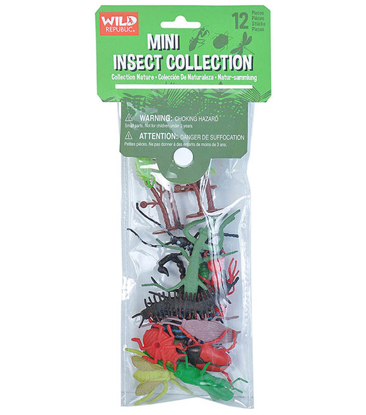 Wild Republic Mini Insect Collection