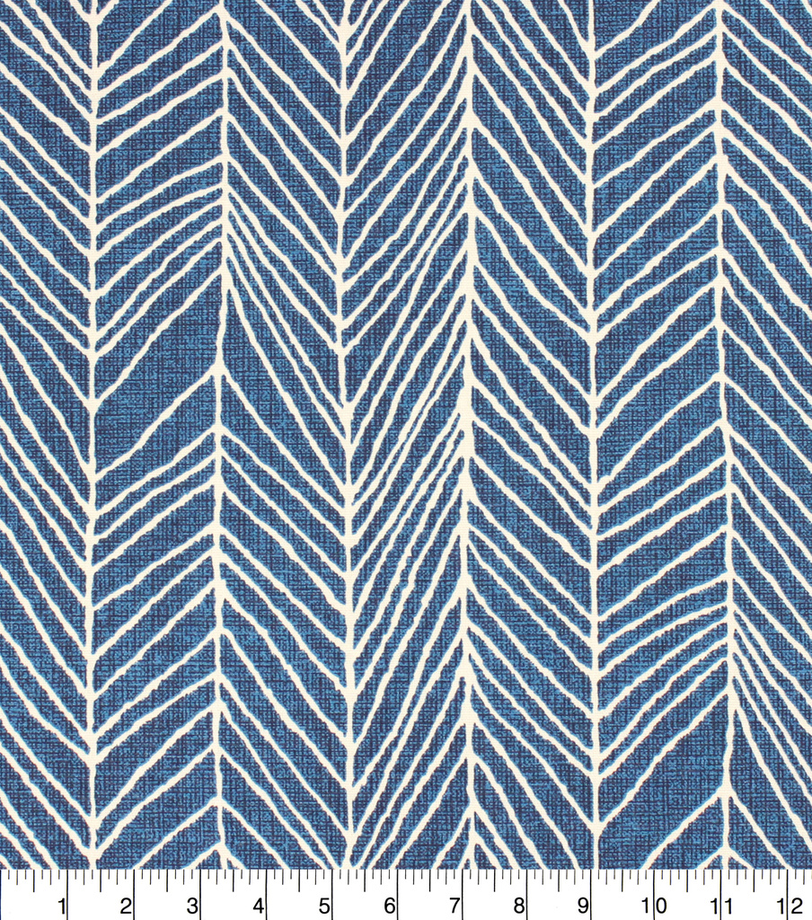 Home Essentials Lightweight Decor Fabric 45\u0022-Decatur Azure
