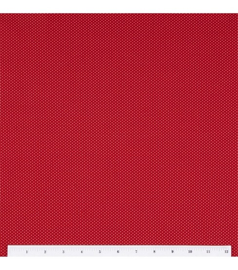 Keepsake Calico Cotton Fabric 44\u0022-Lipstick