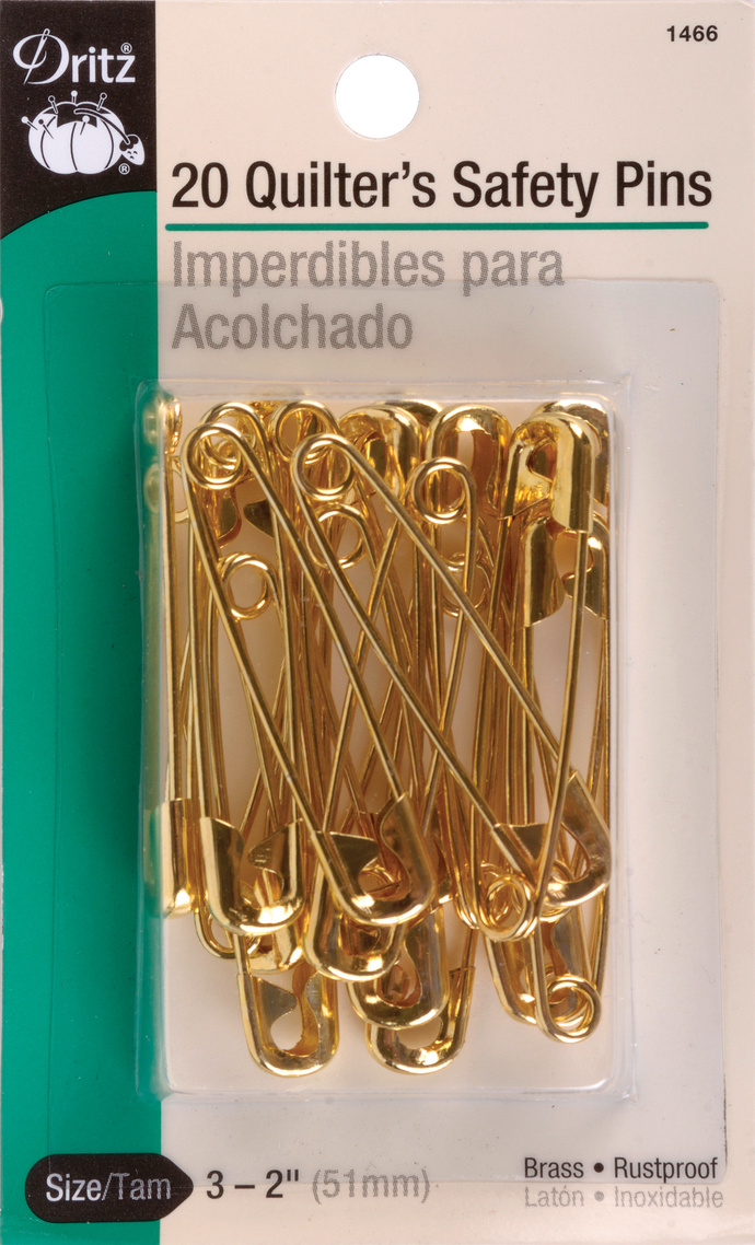 Quilter\u0027s Safety Pins