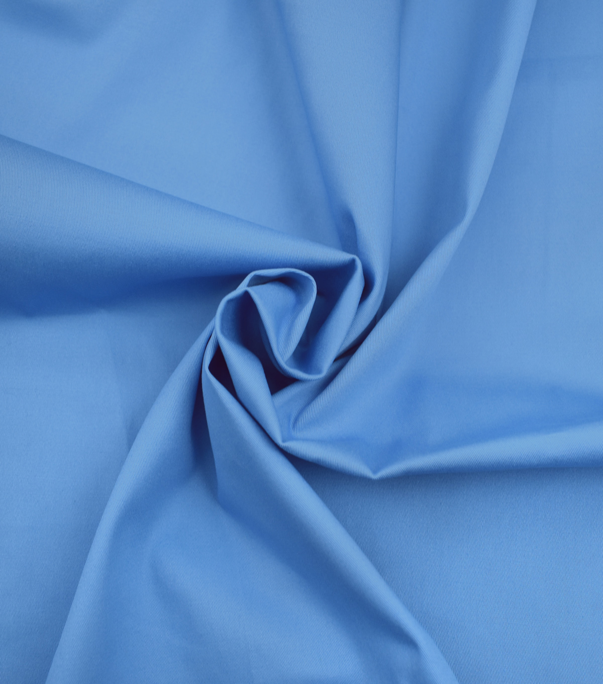 Sportswear Stretch Twill Fabric-Blue