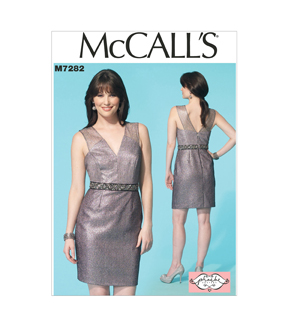 McCall\u0027s Misses Special Occasion-M7282
