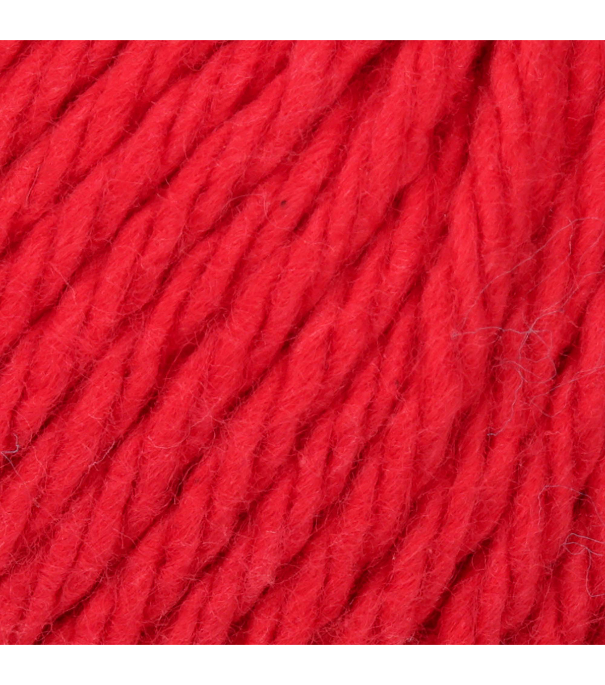 Lily Sugar\u0027n Cream Super Size Yarn, Red