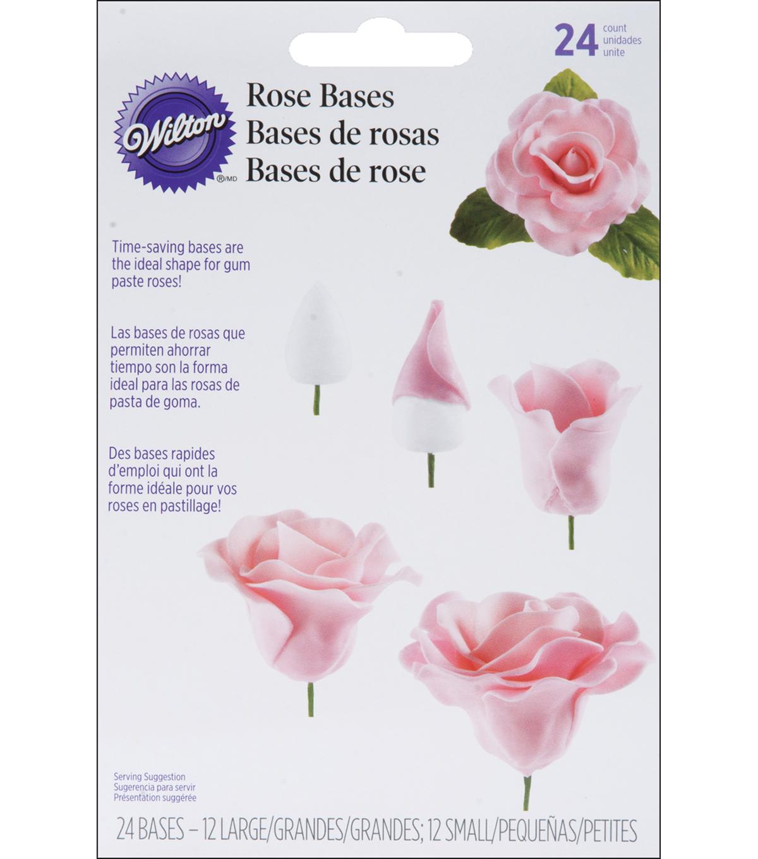 Wilton Gum Paste Rose Bases | JOANN