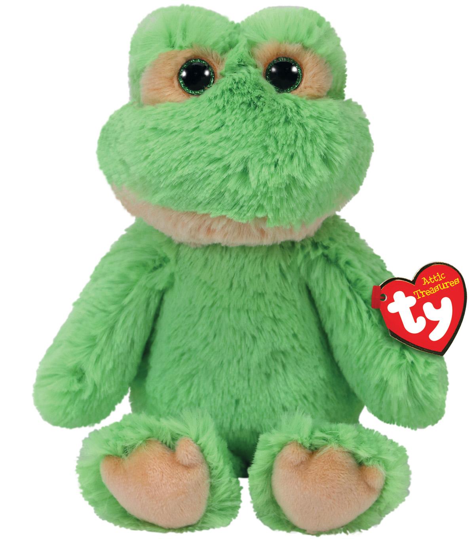 TY Beanie Boo Floyd - Frog  3804402bdc9