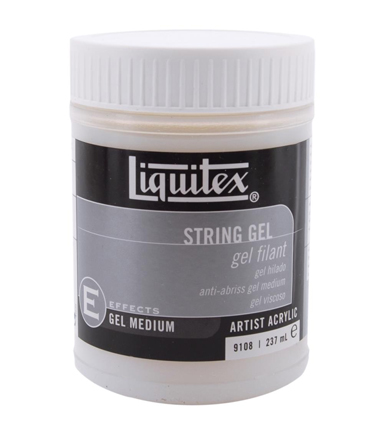 Liquitex 8 oz. String Gel Effects Medium