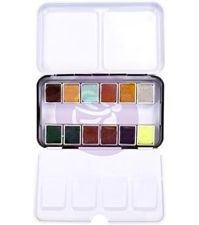8b543316226 Prima Marketing Watercolor Confections Watercolor Pan Set-Essence ...