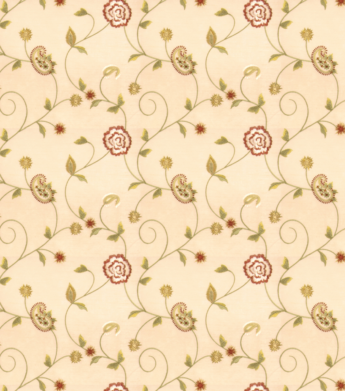Eaton Square Lightweight Decor Fabric-Dynamic/Beige
