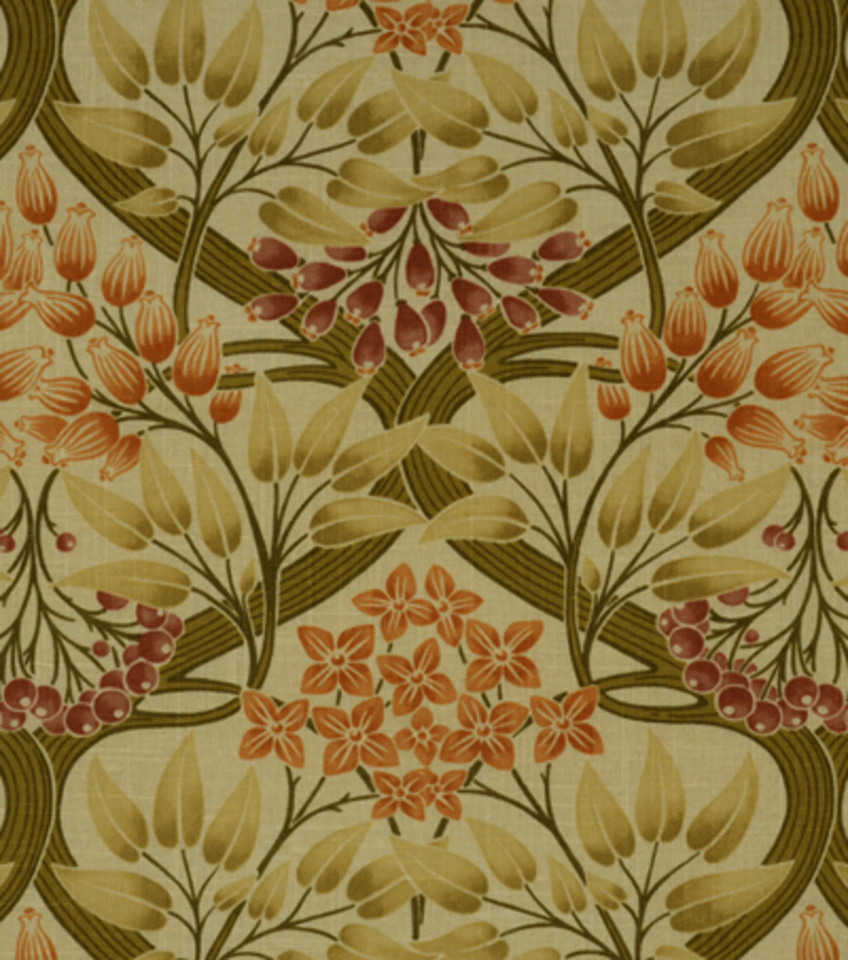 Home Decor 8\u0022x8\u0022 Fabric Swatch-Covington Tiffany 61 Autumn
