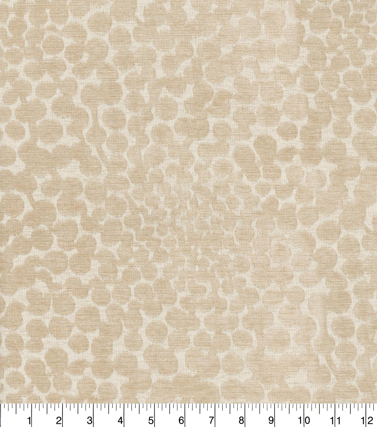 Home Decor 8\u0022x8\u0022 Fabric Swatch-Waverly Shadow Bloom Dune