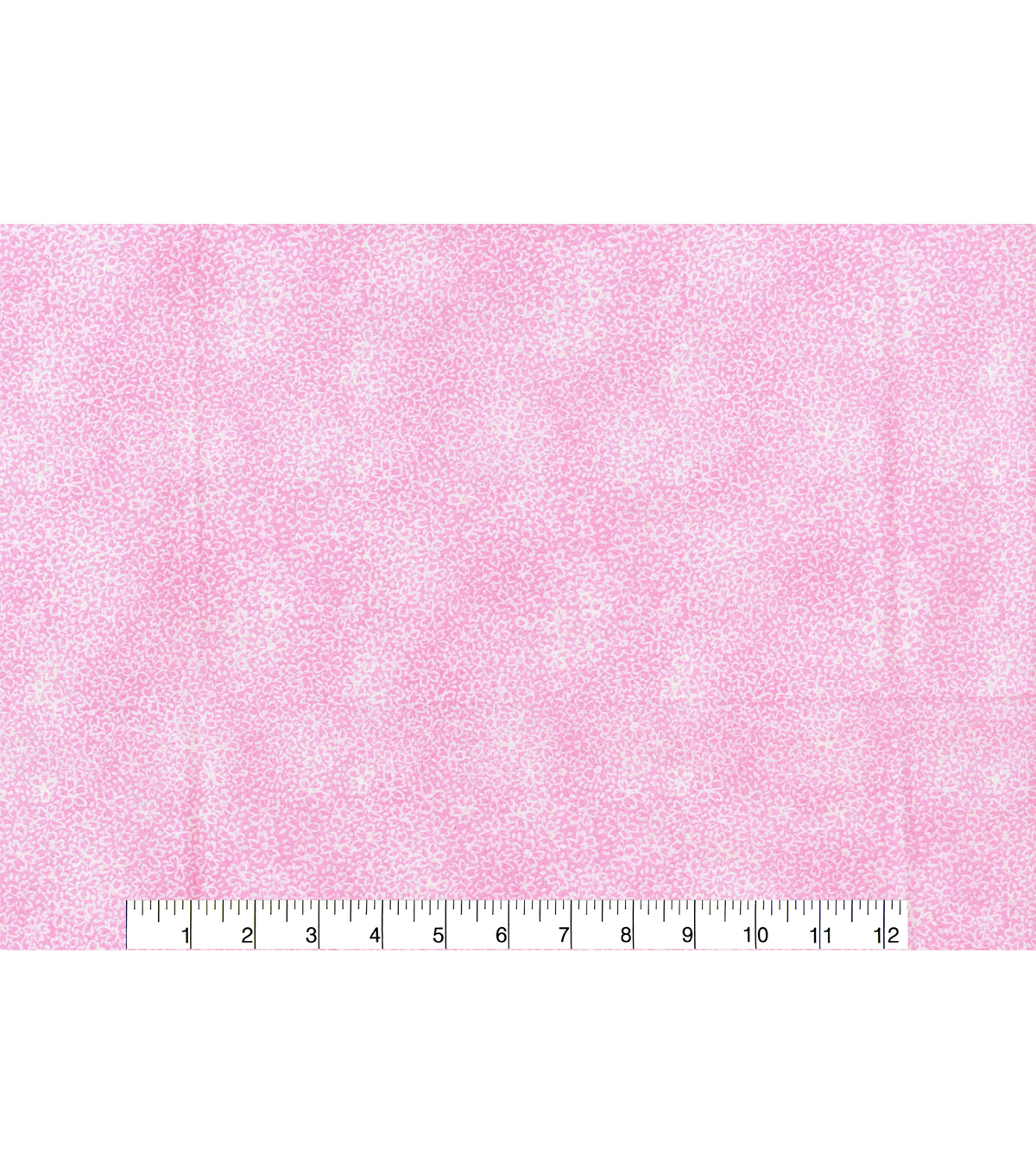 Keepsake Calico Cotton Fabric 43\u0027\u0027-Light Pink Packed Ditsy Floral