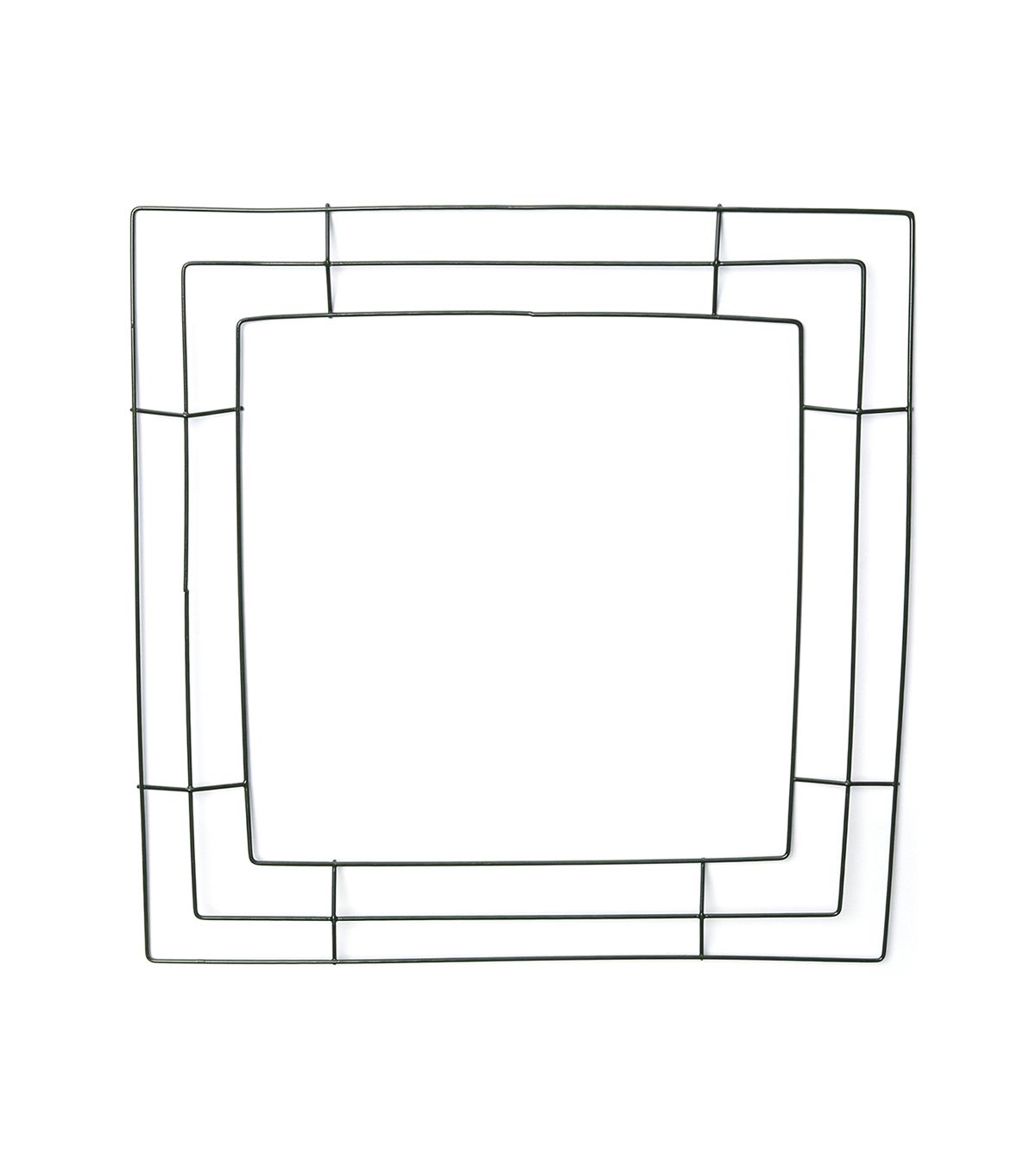 Panacea Products 10 Square Wire Wreath Frame Joann