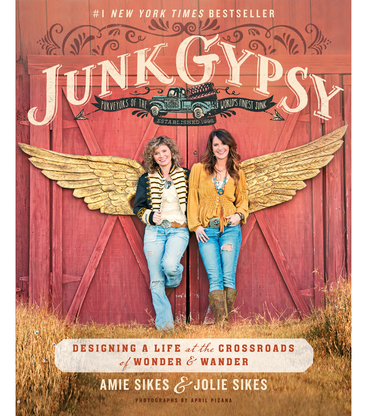 Leisure Arts Junk Gypsy