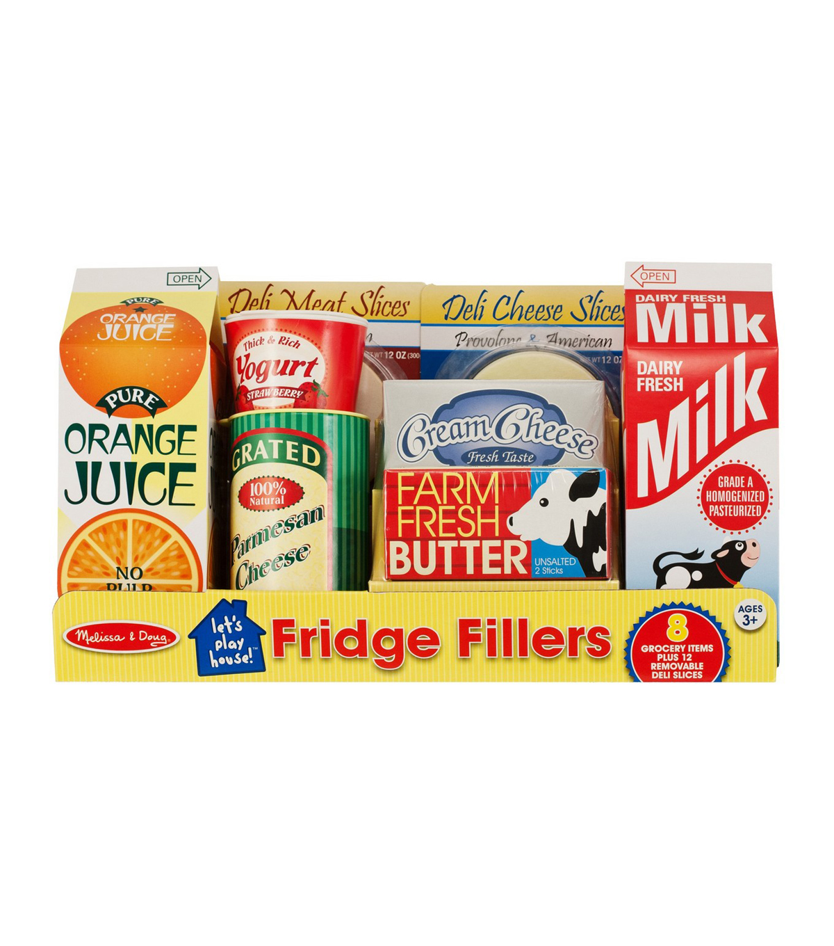 Lets Play House Fridge Fillers-
