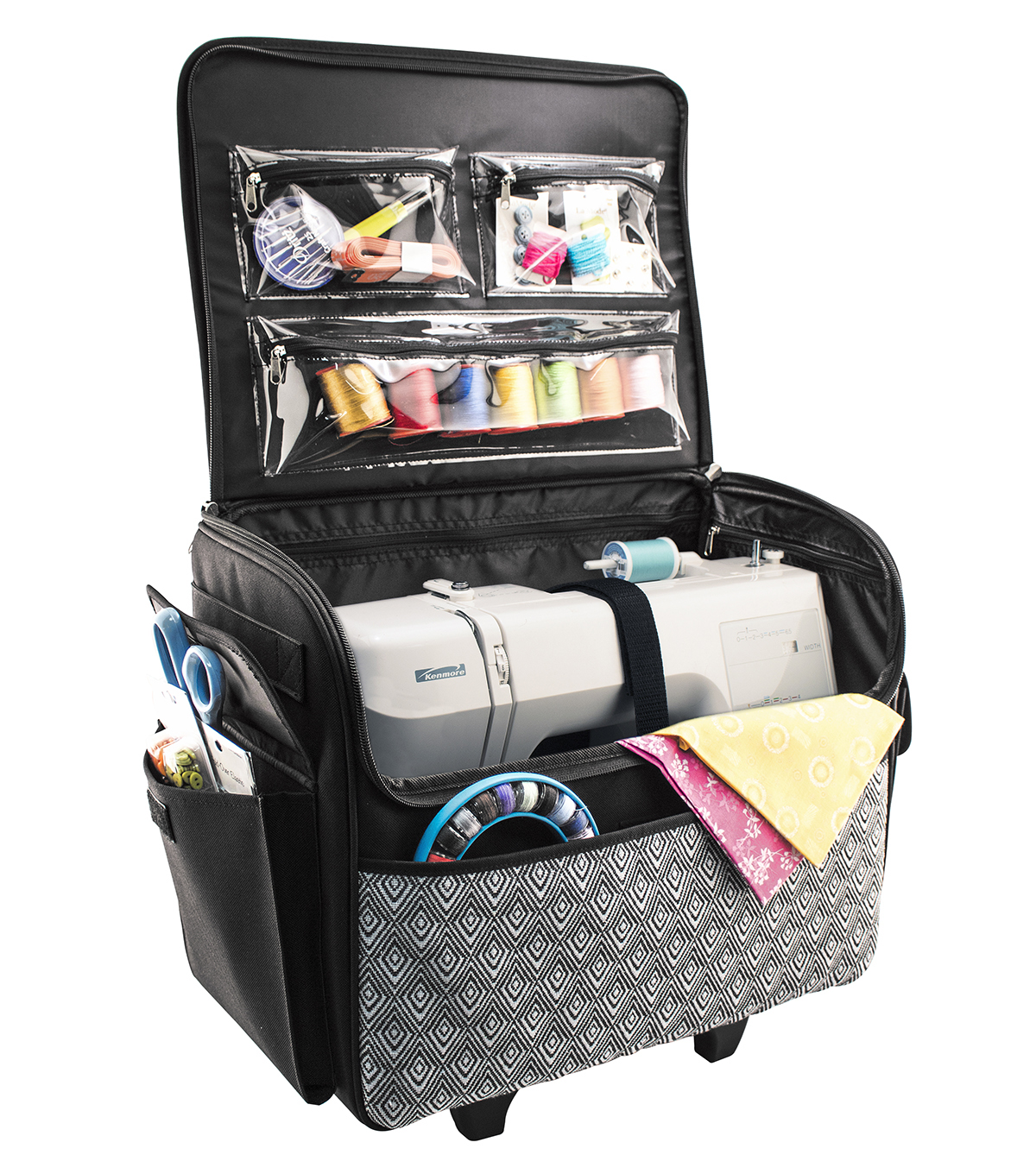 Everything Mary 4 Piece Pack Sewing Room On Wheels