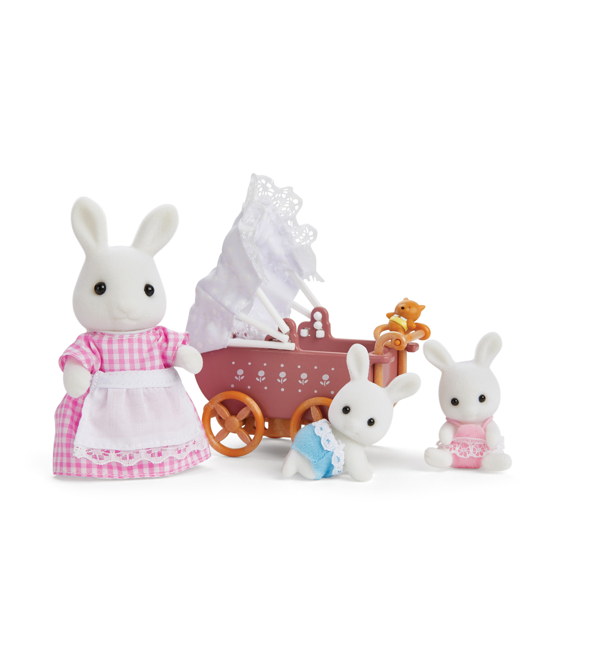 Calico Critters Connor & Kerri\u0027s Carriage Ride