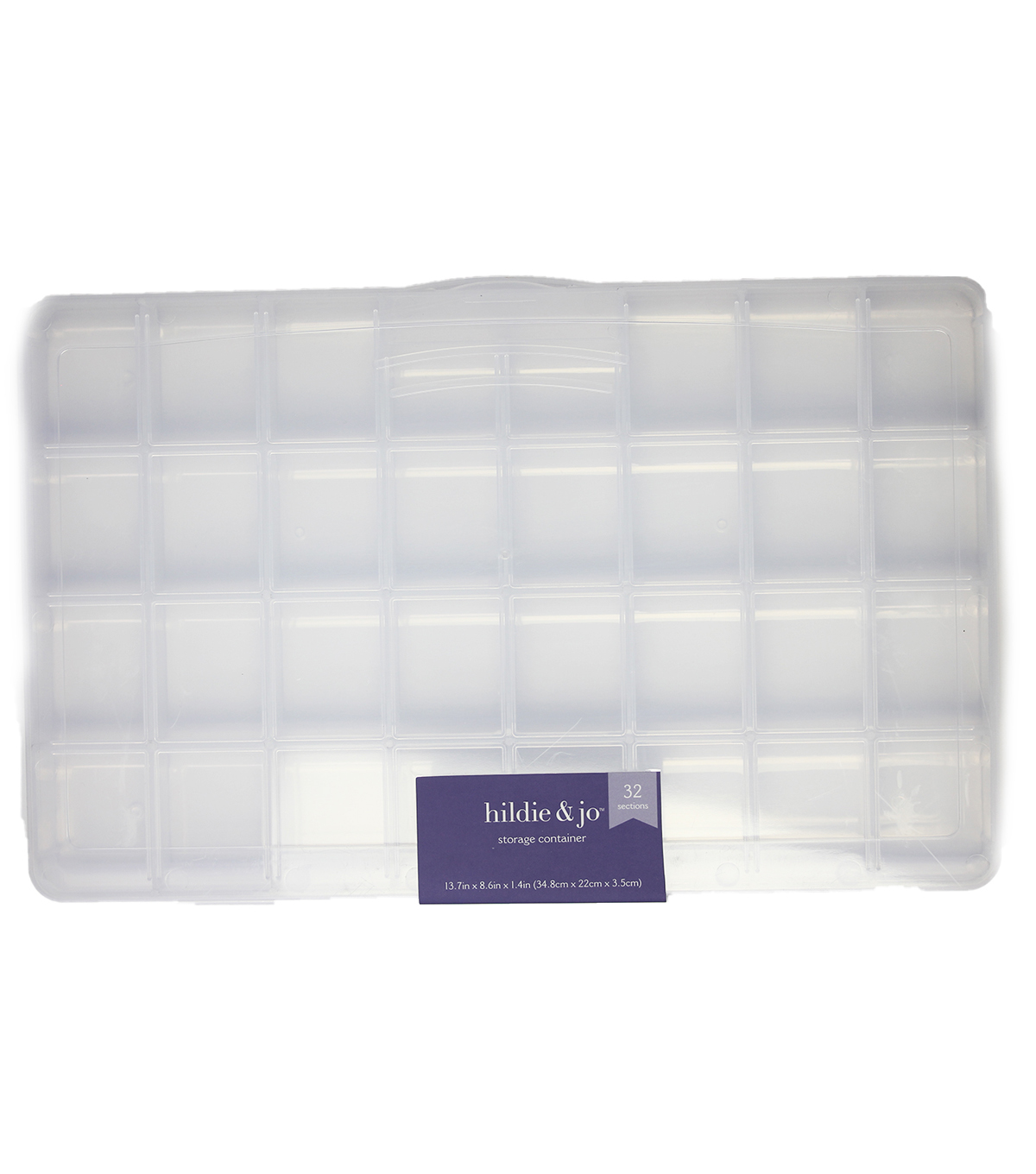 Darice Deluxe Bead Organizer With 32 Compartment