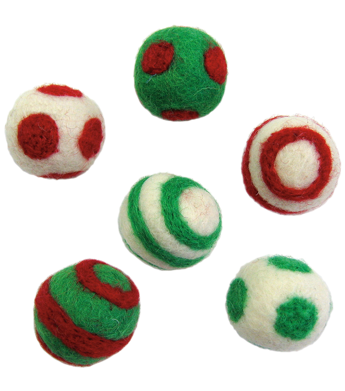 Dimensions Feltworks Holiday Balls