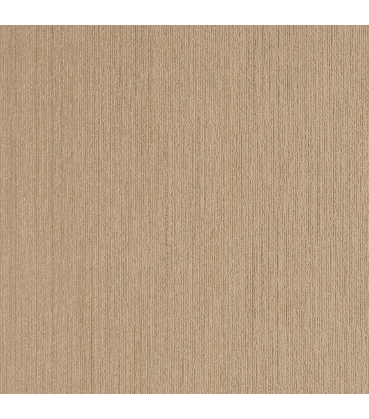Dampierre Light Brown Stripe Texture Wallpaper