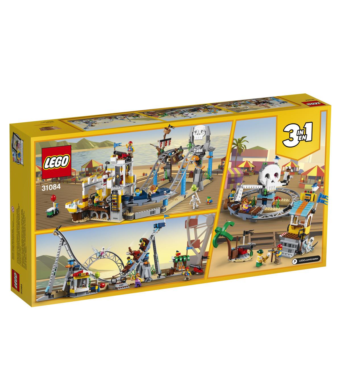 LEGO® Creator Pirate Roller Coaster 31084 923 Pcs