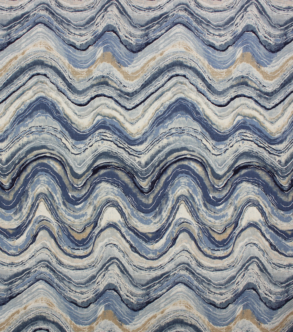 Home Essentials Lightweight Decor Fabric 45\u0027\u0027-Indigo Florence