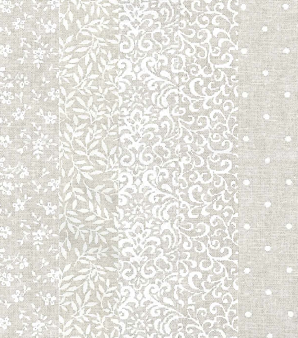 Layer Cake Cotton Fabric 10\u0027\u0027-White
