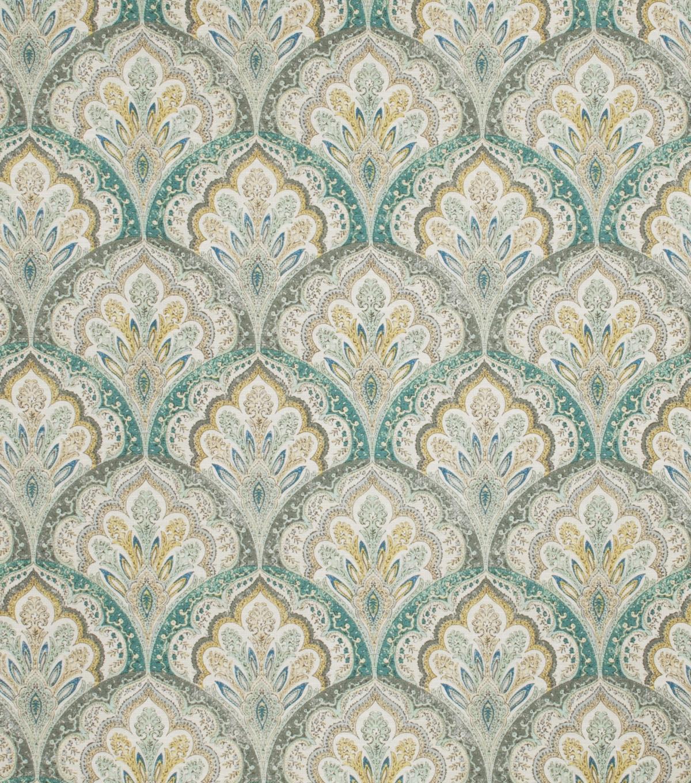 SMC Designs Multi Purpose Decor Fabric 54\u0022 Aroma/ Spa Blue