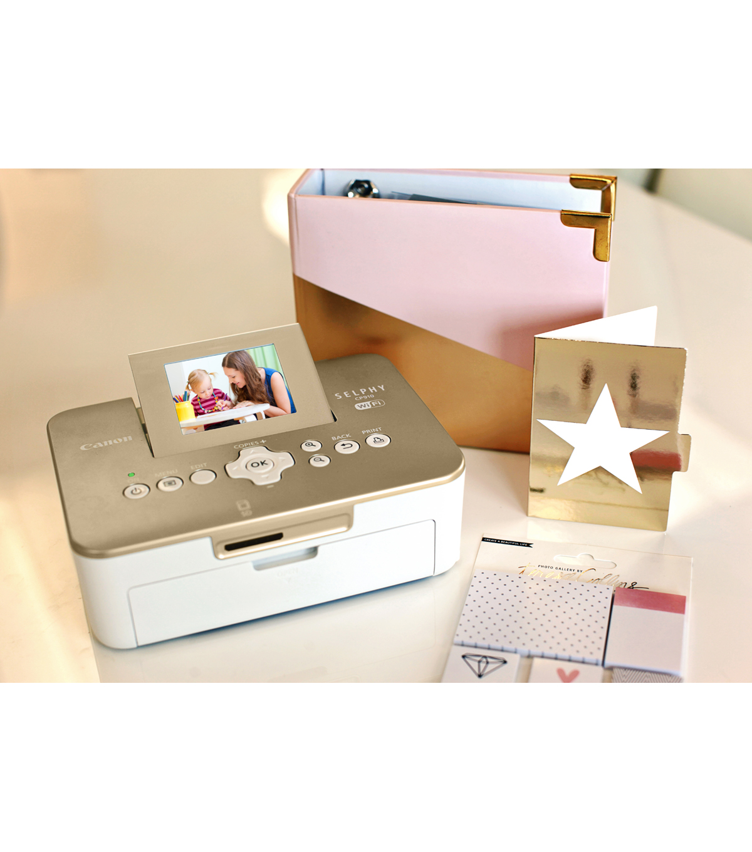 Color printer wireless - Canon Selphy Cp910 Compact Photo Printer