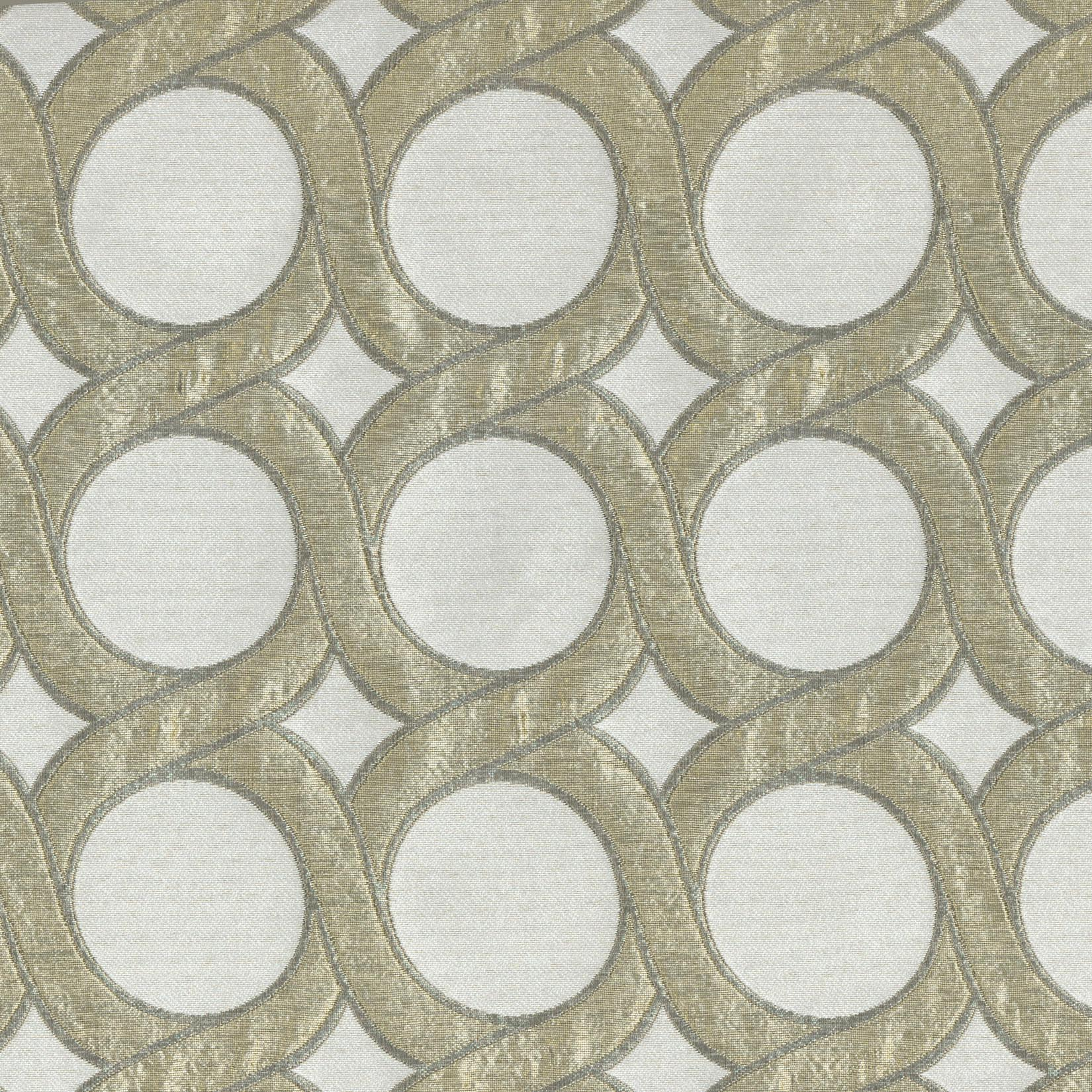 Home Decor 8\u0022x8\u0022 Fabric Swatch-IMAN Home Belle Curve Pearl
