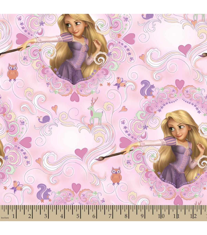 disney princess print fabric rapunzel joann