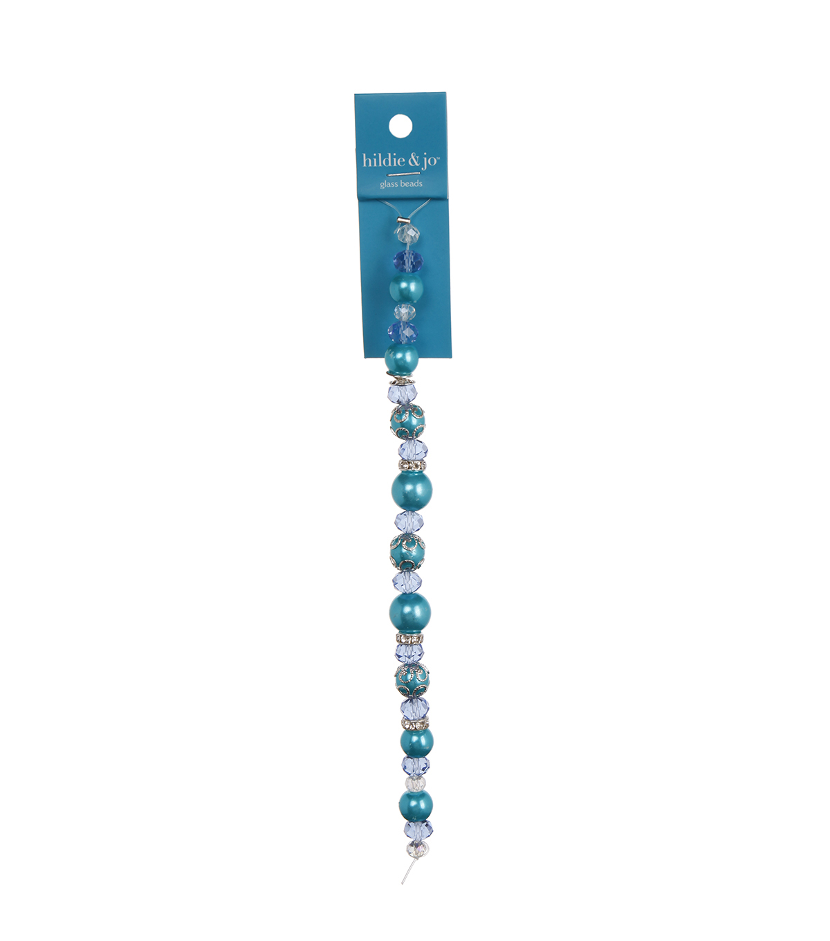 Advantus/Sulyn Socialite Bead Strand, Blue Empire