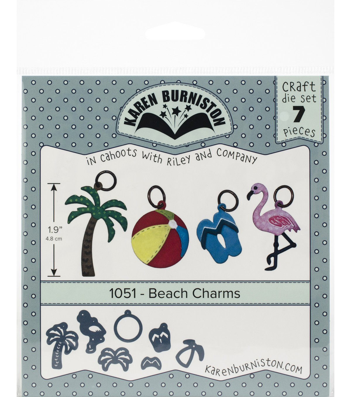 Karen Burniston Dies-Beach Charms