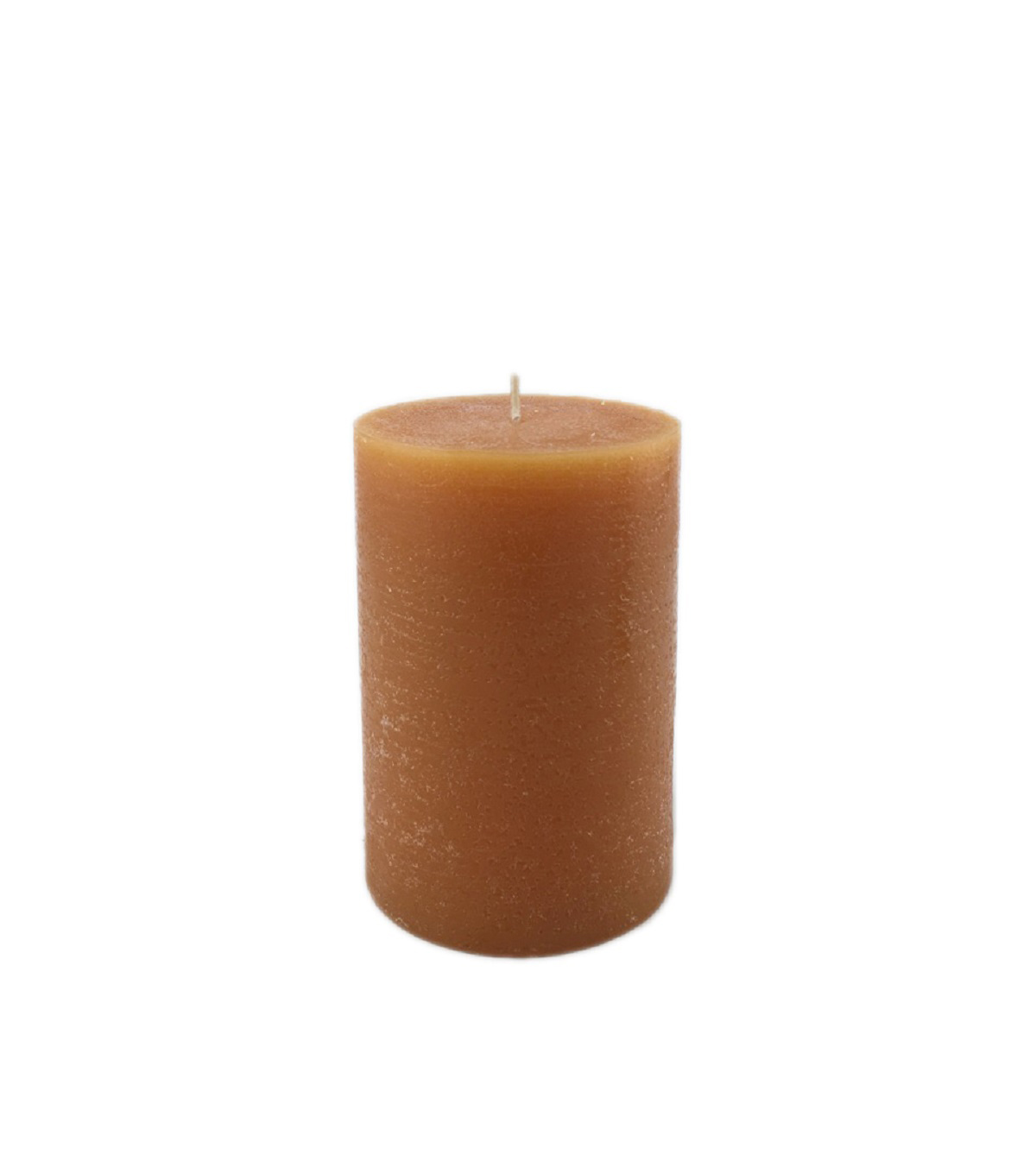 Simply Autumn 3\u0027\u0027x4\u0027\u0027 Pumpkin Spice Scented Pillar Candle