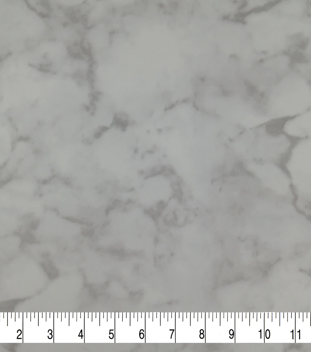 Soft & Comfy Fleece Fabric-Gray Marble