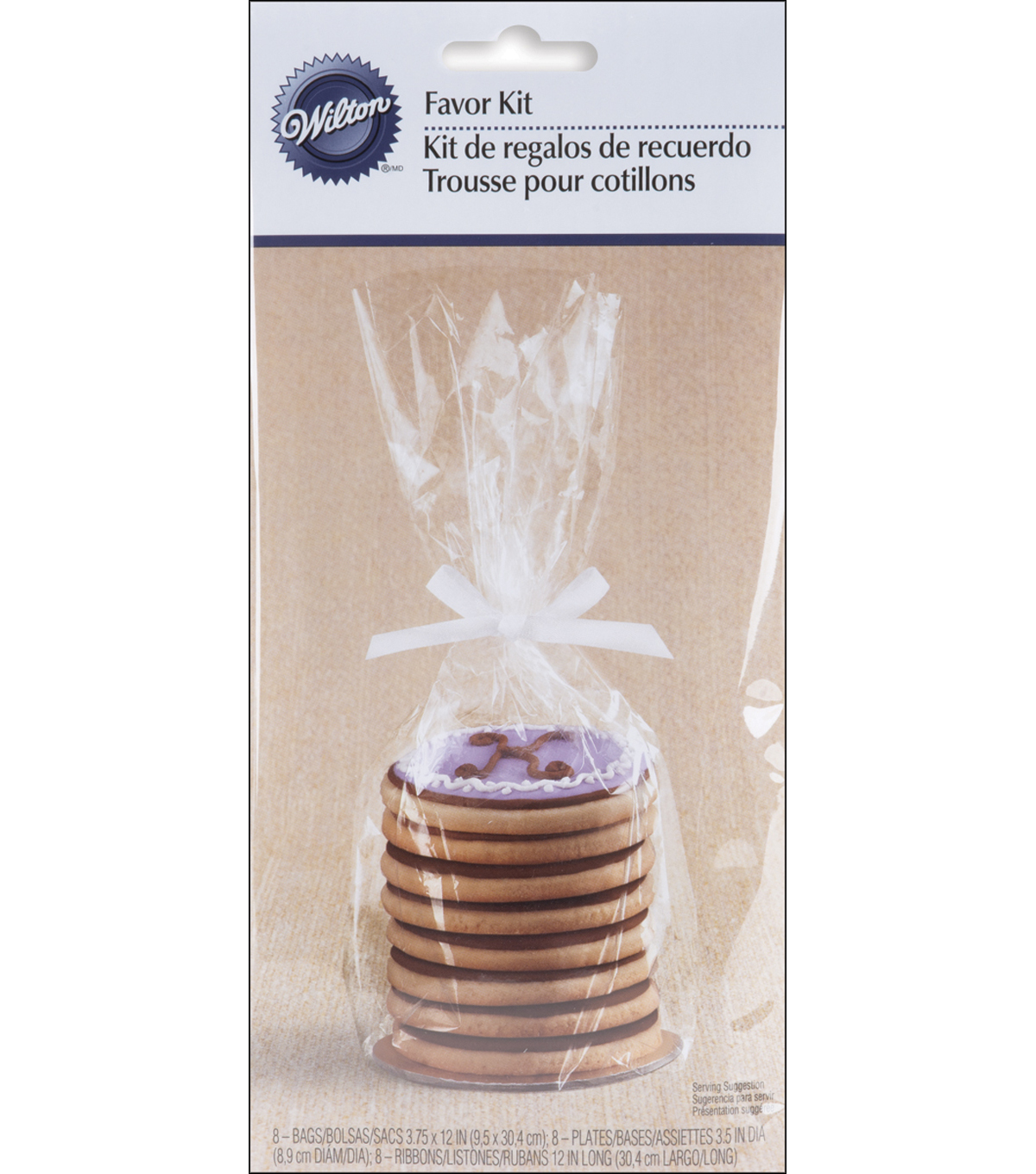 Wilton Mini Plate Kit-Clear