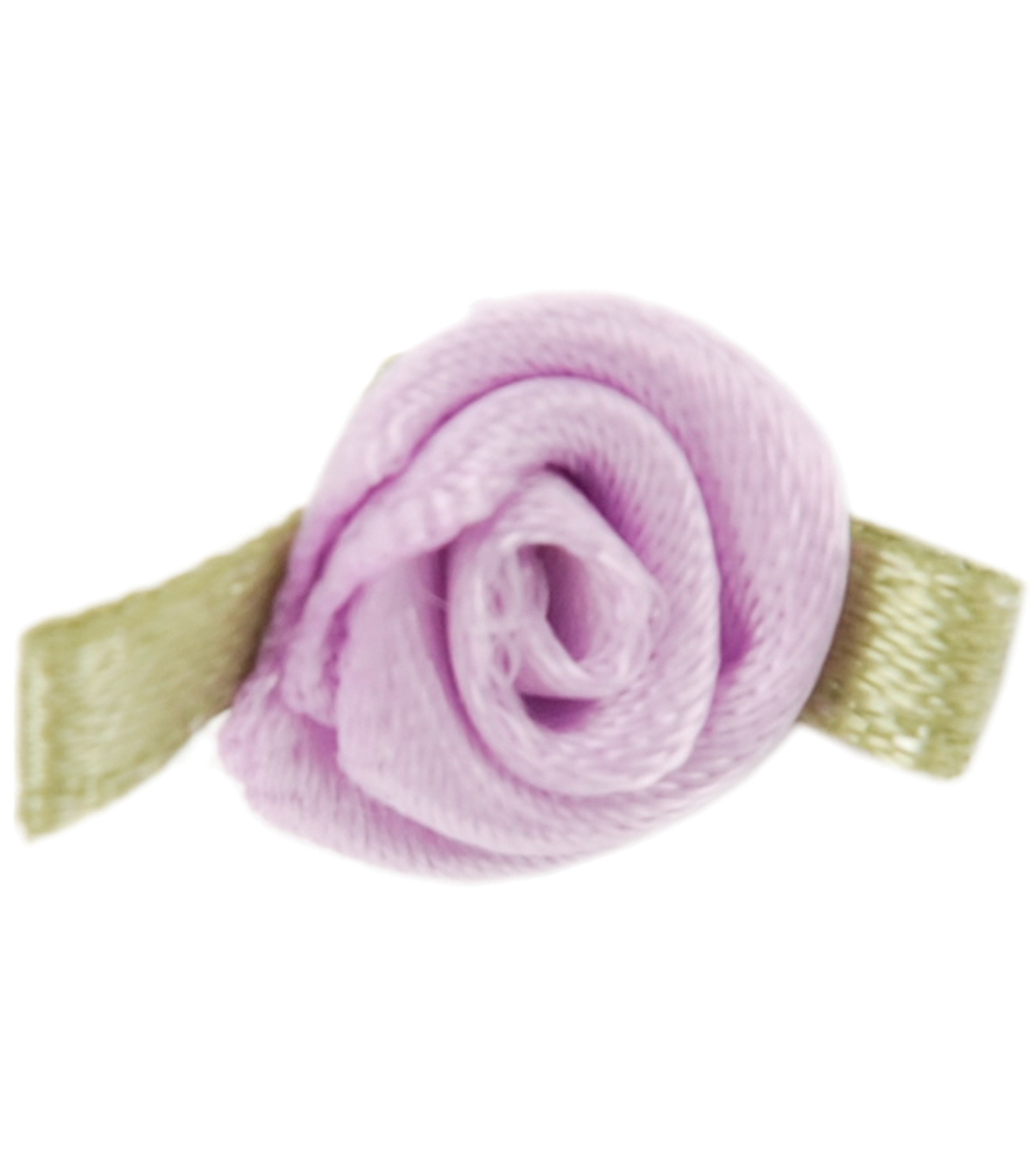 Offray Small Ribbon Roses 40/pkg