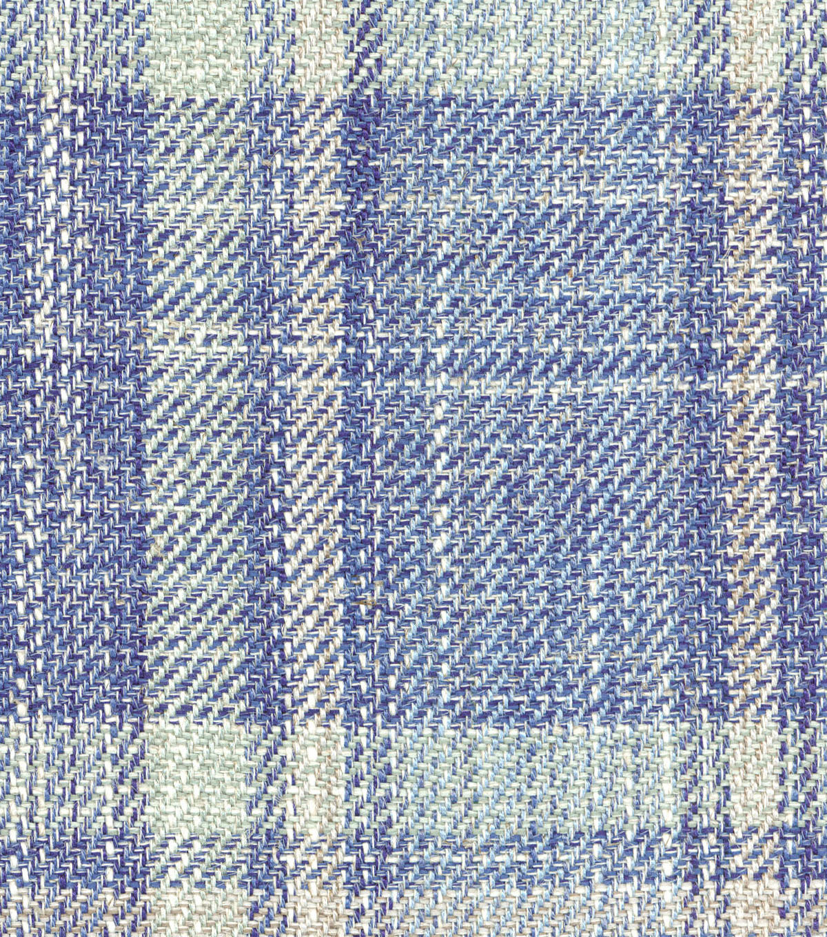 Waverly Upholstery Fabric 54\u0022-Highland Haze Indigo