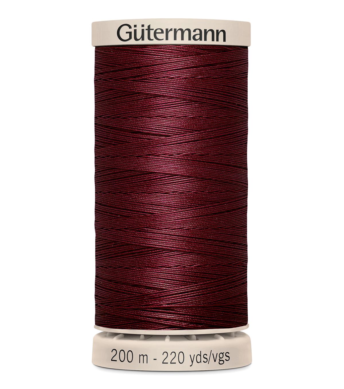 Gutermann Quilting Thread 220 Yards-Red