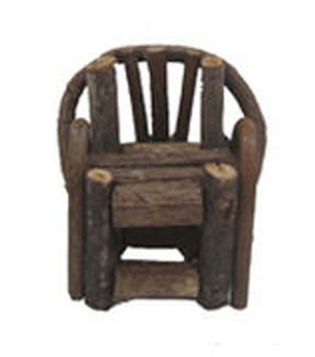 Fg Wood Twig Chair