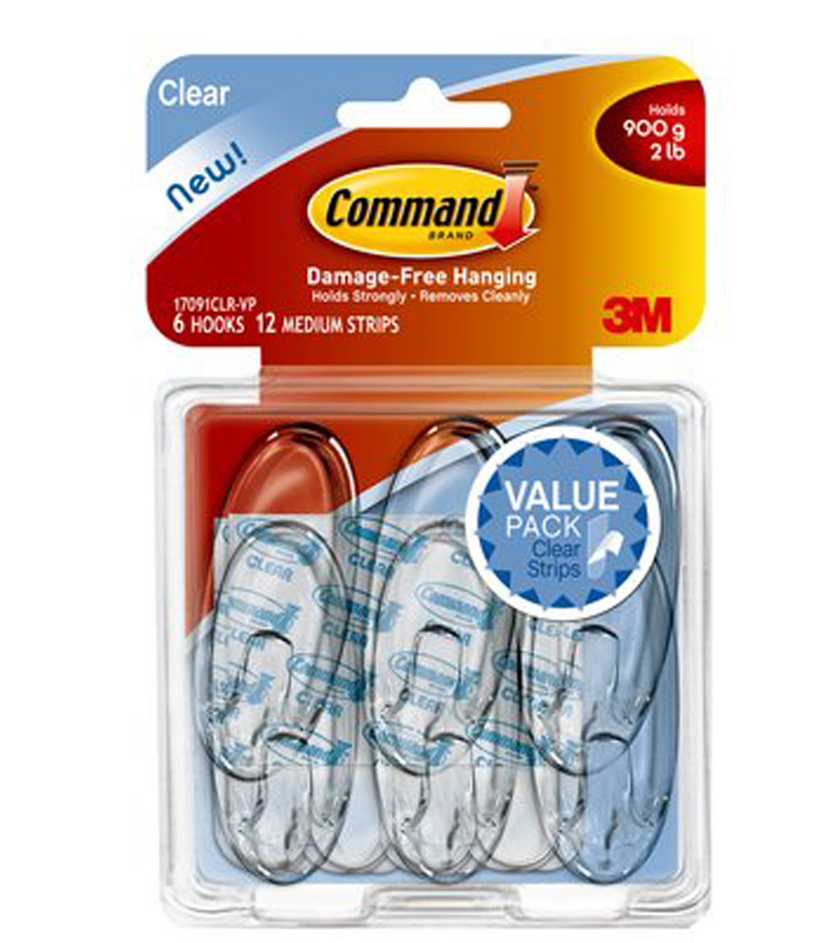Command Medium Clear Hook Value Pack