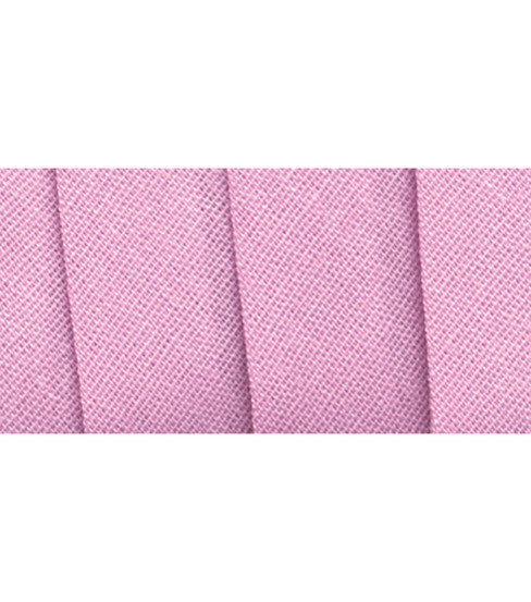 Wrights Extra Wide Double Fold Bias Tape, Fld B Lavender