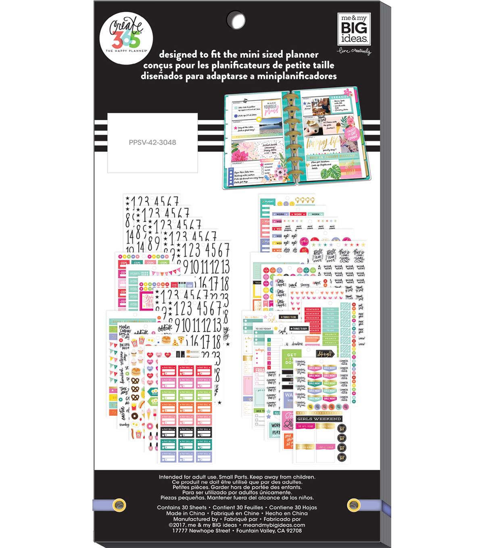 The Happy Planner Mini Value Pack Basics Joann Mystore365com Meter6013capacitancecapacitortesterincircuithtml