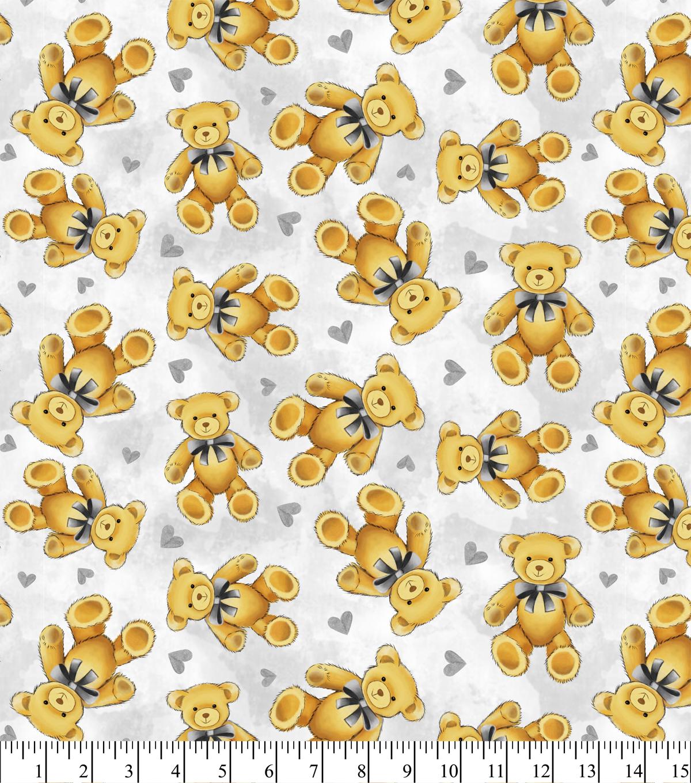 Nursery Flannel Fabric 43\