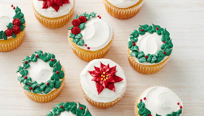December Cupcake Of The Month