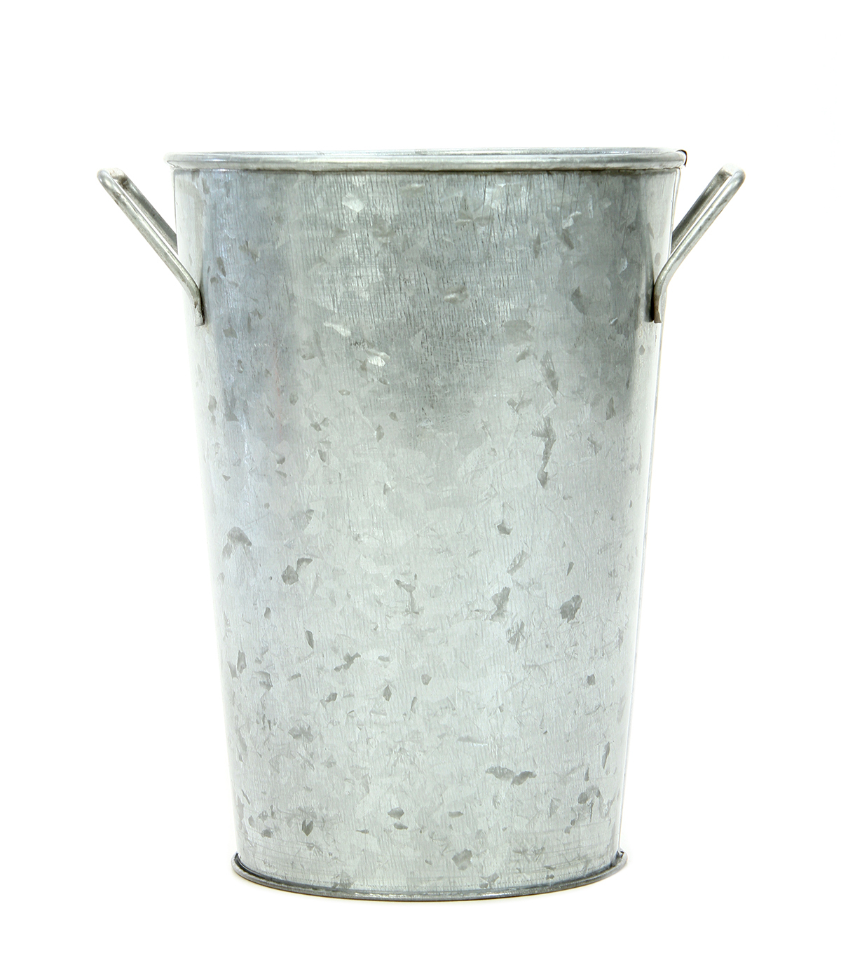 Galvanized French Bucket 7\u0027\u0027