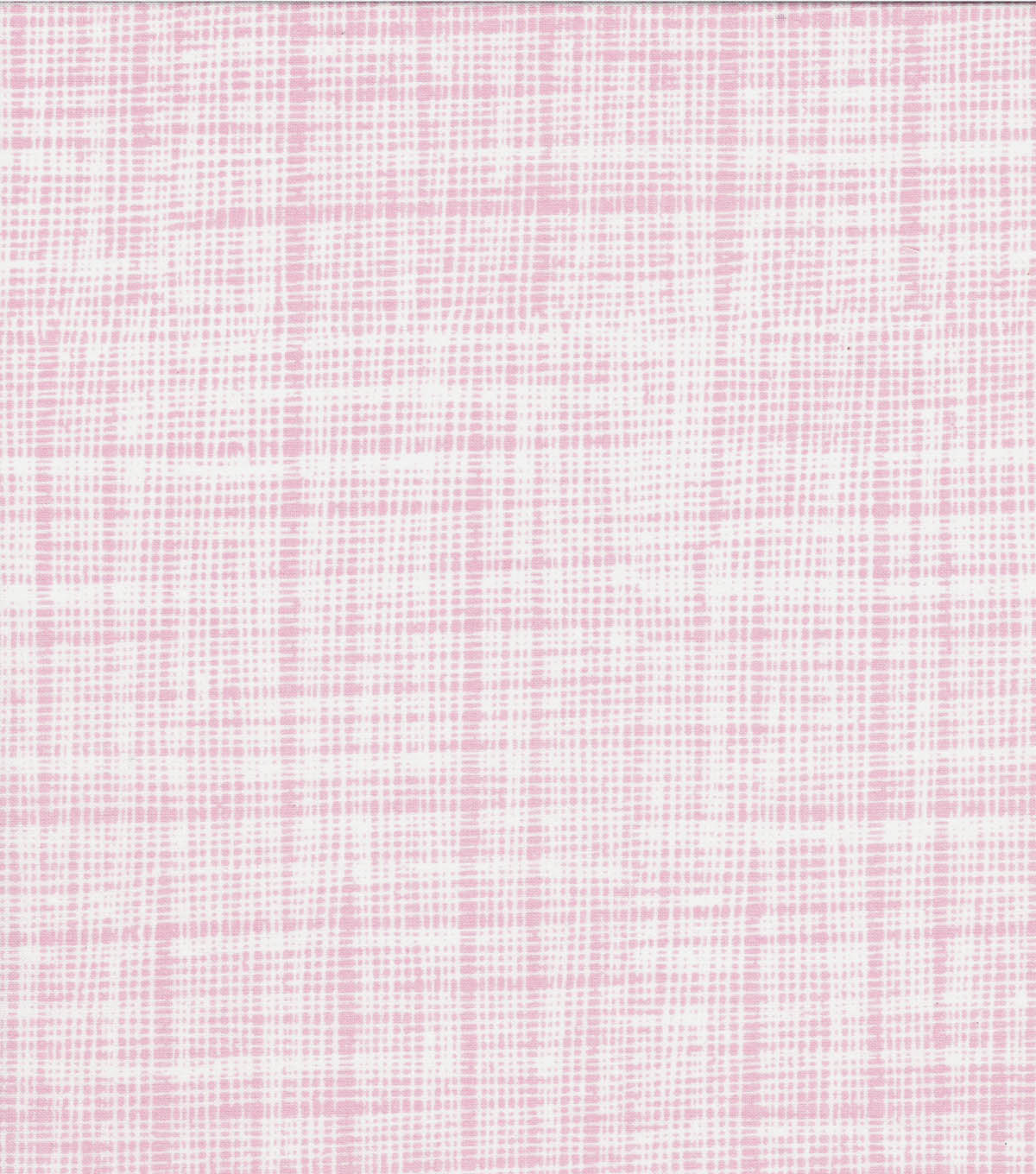Quilter\u0027s Showcase Cotton Fabric -Screen Blender on Pink