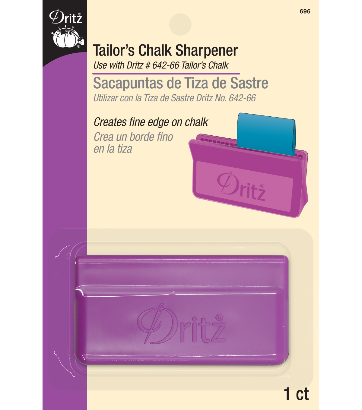 Tailors Chalk Sharpener
