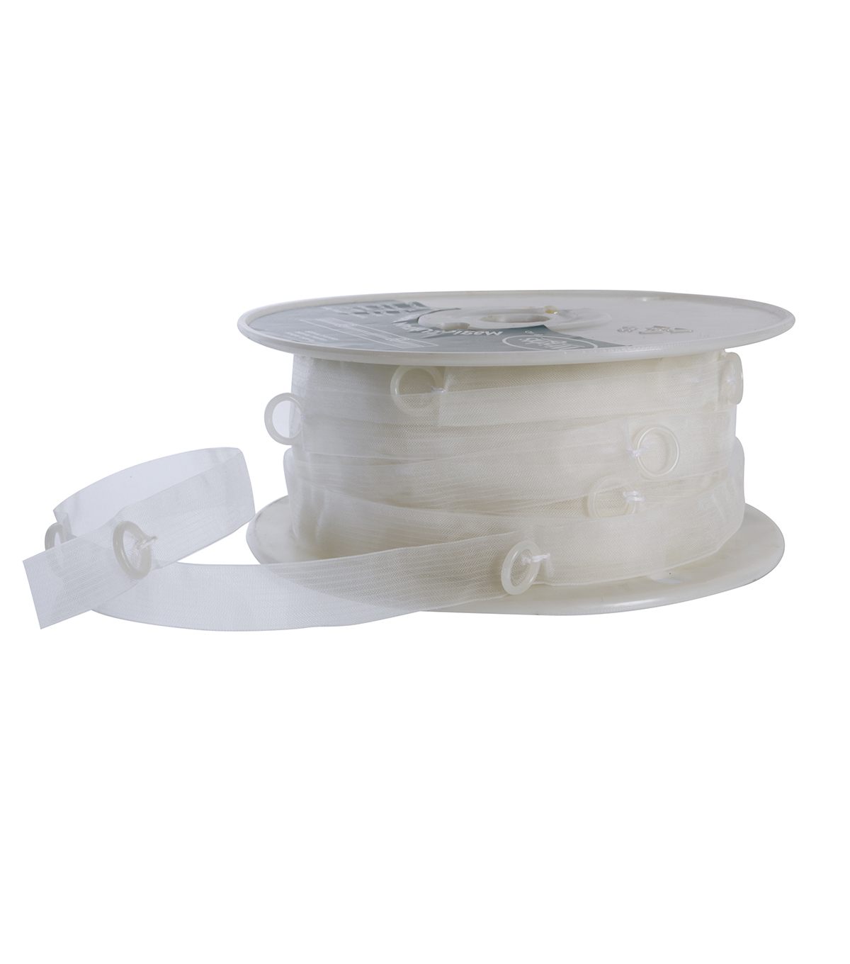 Transparent Ring Tape 5/8\u0022