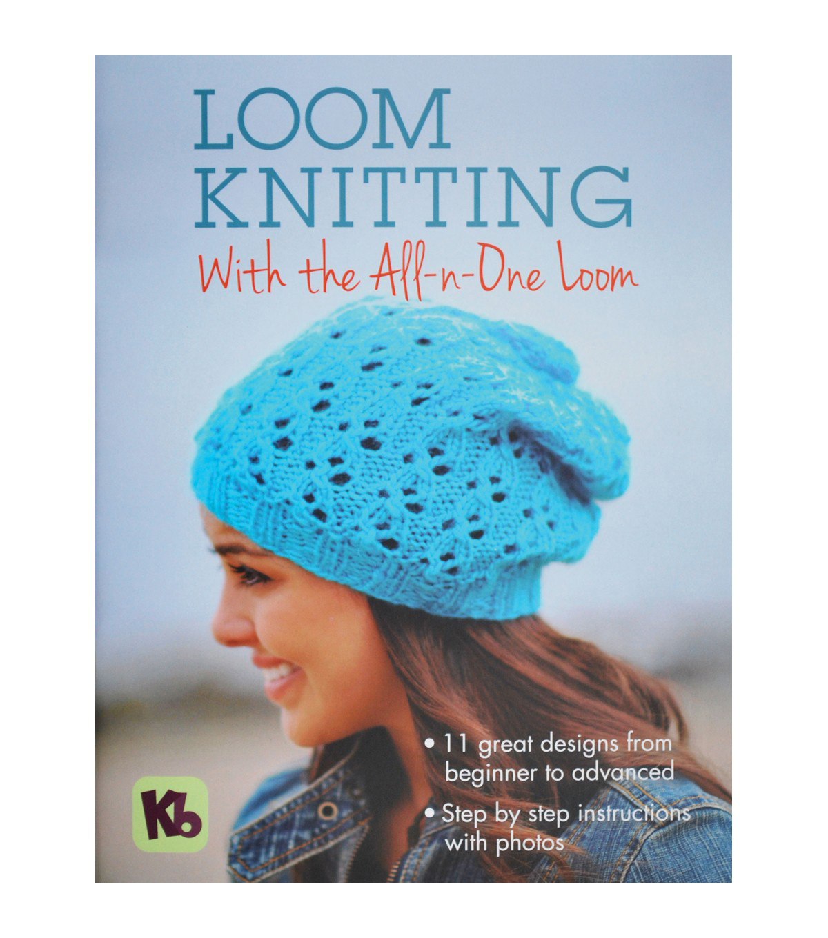 Knitting Board Book-Loom Knitting