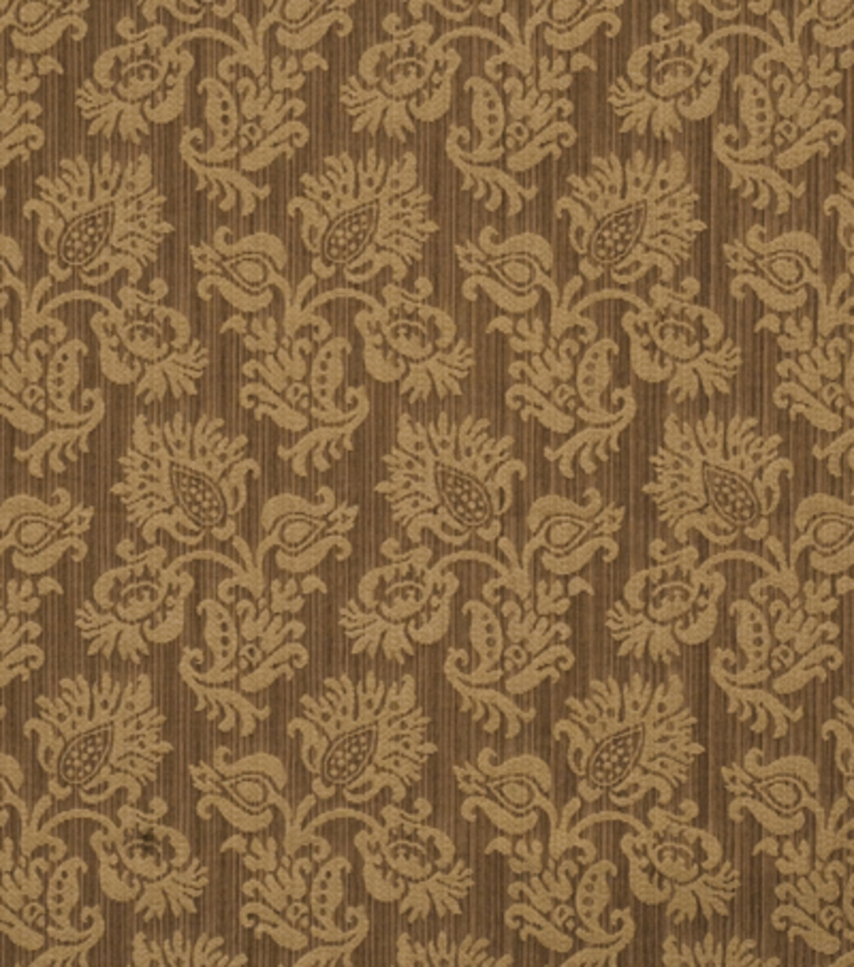 Home Decor 8\u0022x8\u0022 Fabric Swatch-Jaclyn Smith Planter-Caramel